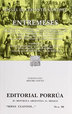 # 98. ENTREMESES