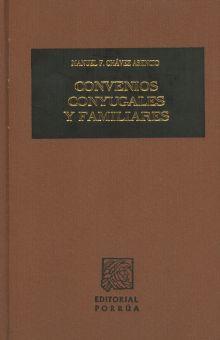 CONVENIOS CONYUGALES Y FAMILIARES / PD.