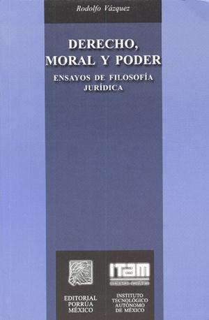 DERECHO MORAL Y PODER