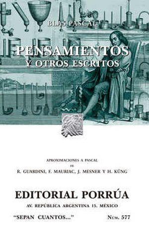 # 577. PENSAMIENTOS Y OTROS ESCRITOS / 3 ED.