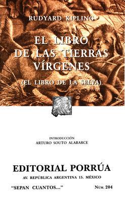 # 204. EL LIBRO DE LAS TIERRAS VIRGENES