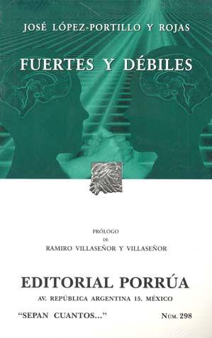 # 298. FUERTES Y DEBILES