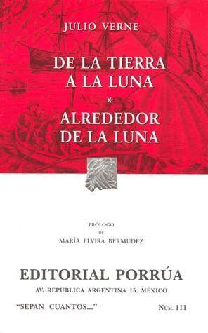 # 111. DE LA TIERRA A LA LUNA / ALREDEDOR DE LA LUNA