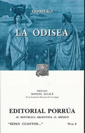 # 4. LA ODISEA