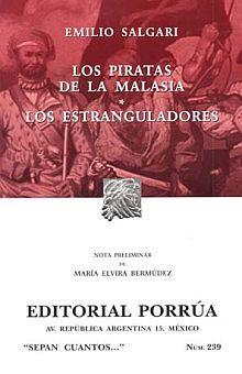 # 239. LOS PIRATAS DE LA MALASIA / LOS ESTRANGULADORES