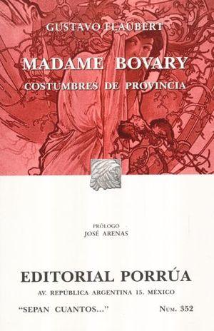 # 352. MADAME BOVARY