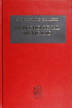 DERECHO PENAL MEXICANO / 7 ED. / PD.
