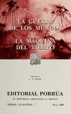 # 699. LA GUERRA DE LOS MUNDOS / LA MAQUINA DEL TIEMPO