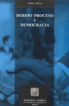 DEBIDO PROCESO Y DEMOCRACIA
