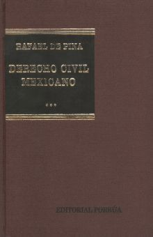 DERECHO CIVIL MEXICANO. OBLIGACIONES CIVILES CONTRATOS EN GENERAL / VOL. III /  14 ED. / PD. (ELEMENTOS DE DERECHO CIVIL MEXICANO)