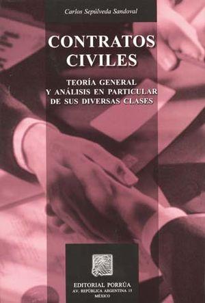 CONTRATOS CIVILES / TEORIA GENERAL