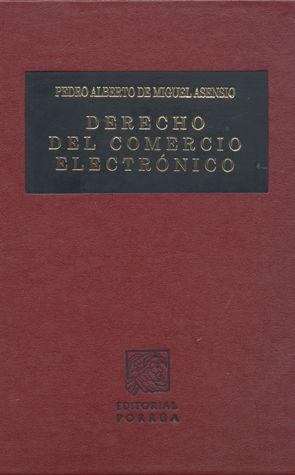 DERECHO DEL COMERCIO ELECTRONICO / PD.