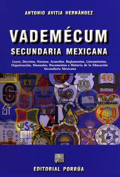 VADEMECUM SECUNDARIA MEXICANA