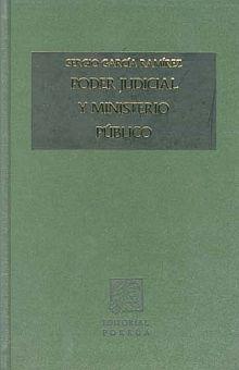 PODER JUDICIAL Y MINISTERIO PUBLICO / PD.