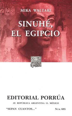 # 685. SINUHE EL EGIPCIO