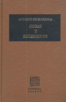 COSAS Y SUCESIONES / 18 ED / PD.