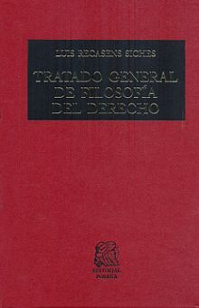 TRATADO GENERAL DE FILOSOFIA DEL DERECHO / 21 ED. / PD.