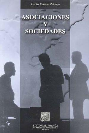 ASOCIACIONES Y SOCIEDAES