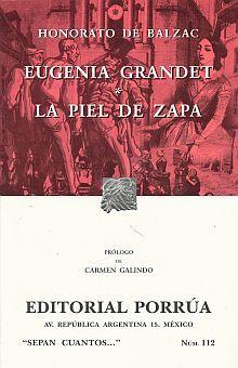 # 112. EUGENIA GRANDET / LA PIEL DE ZAPA