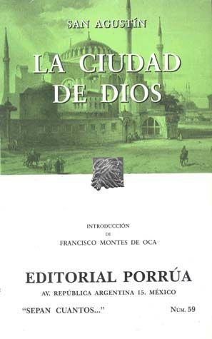 # 59. LA CIUDAD DE DIOS