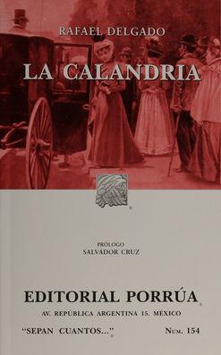 # 154. LA CALANDRIA