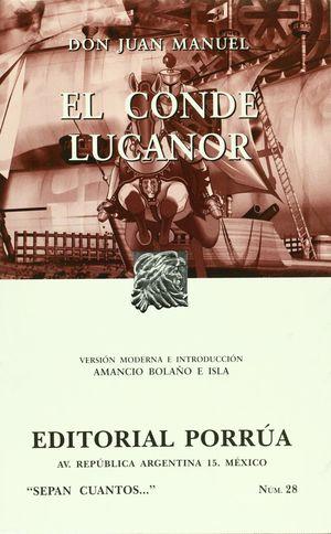 # 28. EL CONDE LUCANOR