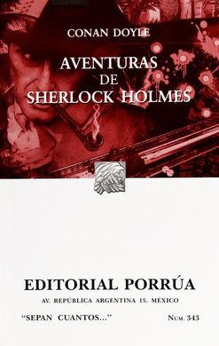 # 343. AVENTURAS DE SHERLOCK HOLMES