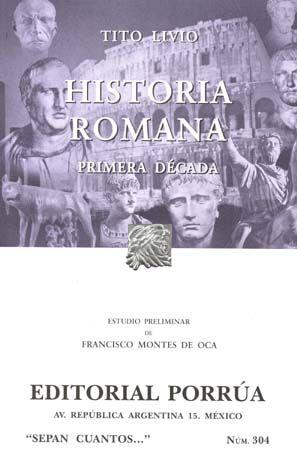 # 304. HISTORIA ROMANA