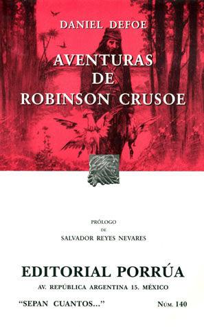 # 140. AVENTURAS DE ROBINSON CRUSOE
