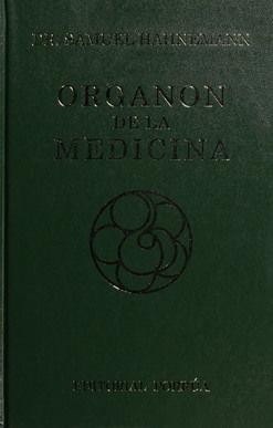 ORGANON DE LA MEDICINA 8/ED