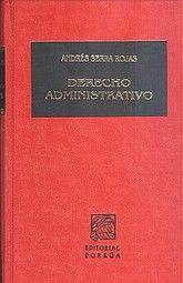DERECHO ADMINISTRATIVO SEGUNDO CURSO / PD.