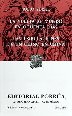 # 168. LA VUELTA AL MUNDO EN OCHENTA DIAS / LAS TRIBULACIONES DE UN CHINO