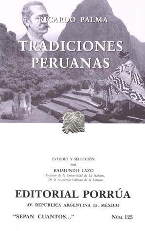 # 125. TRADICIONES PERUANAS