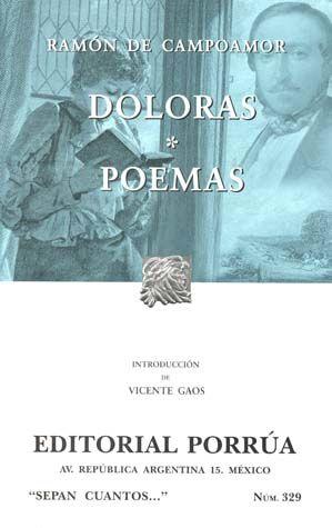 # 329. DOLORAS / POEMAS / 3 ED.