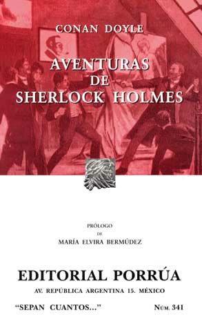 # 341. AVENTURAS DE SHERLOCK HOLMES