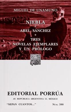 # 388. NIEBLA / ABEL SANCHEZ