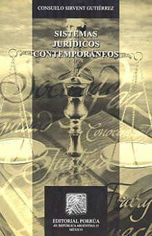 SISTEMAS JURIDICOS CONTEMPORANEOS / 16 ED.