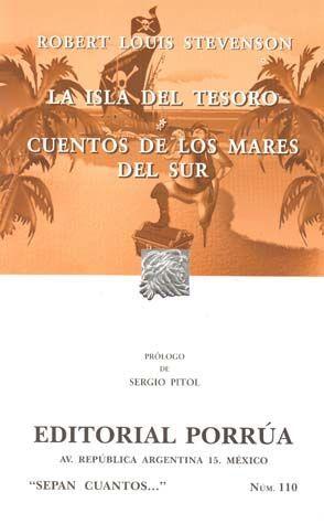 # 110. ISLA DEL TESORO / CUENTOS DE LOS MARES DEL SUR