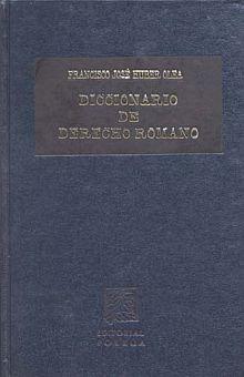 Diccionario de Derecho Romano / 9 ed. / pd.