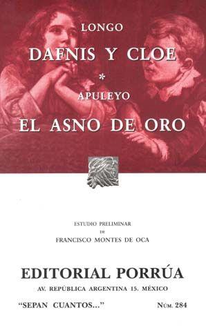 # 284. DAFNIS Y CLOE / EL ASNO DE ORO