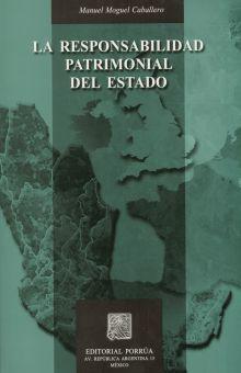 RESPONSABILIDAD PATRIMONIAL DEL ESTADO, LA