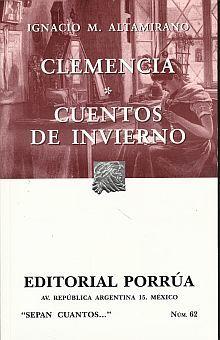 # 62. CLEMENCIA / CUENTOS DE INVIERNO