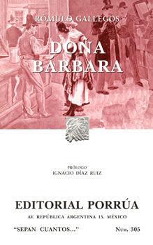 # 305. DOÑA BARBARA