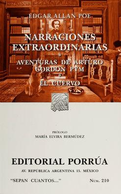 # 210. NARRACIONES EXTRAORDINARIAS