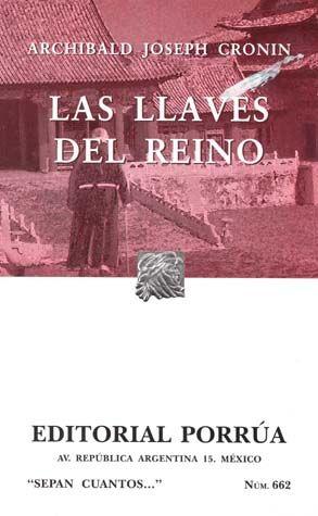 # 662. LAS LLAVES DEL REINO