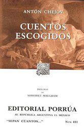 # 411. CUENTOS ESCOGIDOS