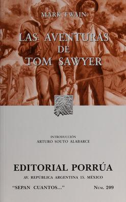 # 209. LAS AVENTURAS DE TOM SAWYER