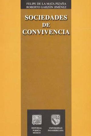 SOCIEDADES DE CONVIVENCIA