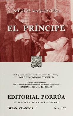 # 152. EL PRINCIPE
