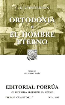 # 490. ORTODOXIA / EL HOMBRE ETERNO
